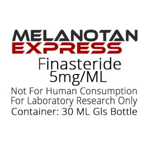 Finasteride SARMS liquid research chemical product label