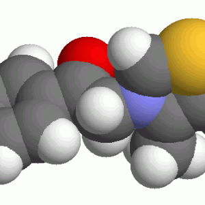 ALT-711 (Alagebrium) 3D Molecule Structure
