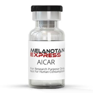 AICAR peptide vial made in the USA