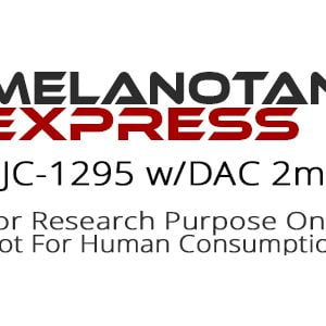CJC1295 with DAC peptide product label