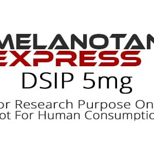 DSIP peptide product label