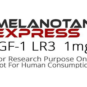 IGF-1 LR3 peptide product label