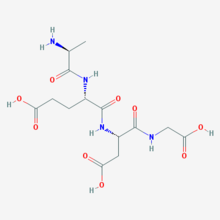 Made in USA Epithalon Peptide chemical structure
