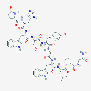 Made in USA GnRH Peptide chemical structure