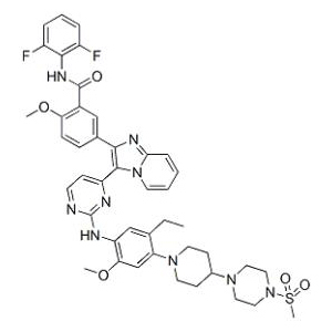 Made in USA IGF-1 LR3 Peptide chemical structure