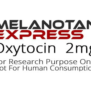 Oxytocin peptide product label