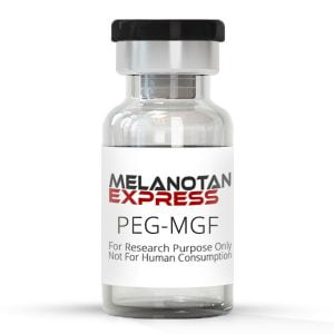 PEG-MGF peptide vial made in the USA