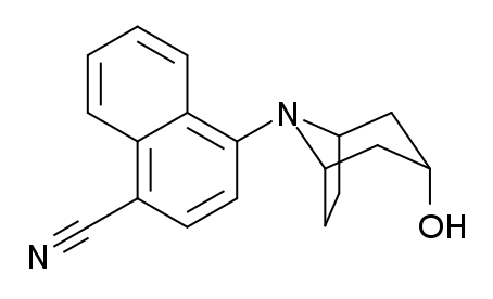 AC-262356 Liquid research chemical structure made in USA
