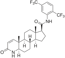 Dutasteride Liquid research chemical structure made in USA