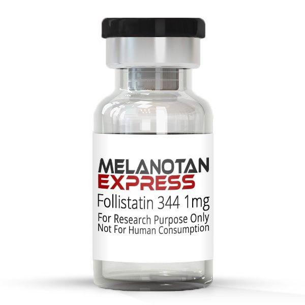 Follistatin peptide vial made in the USA