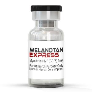 Myostatin peptide vial made in the USA